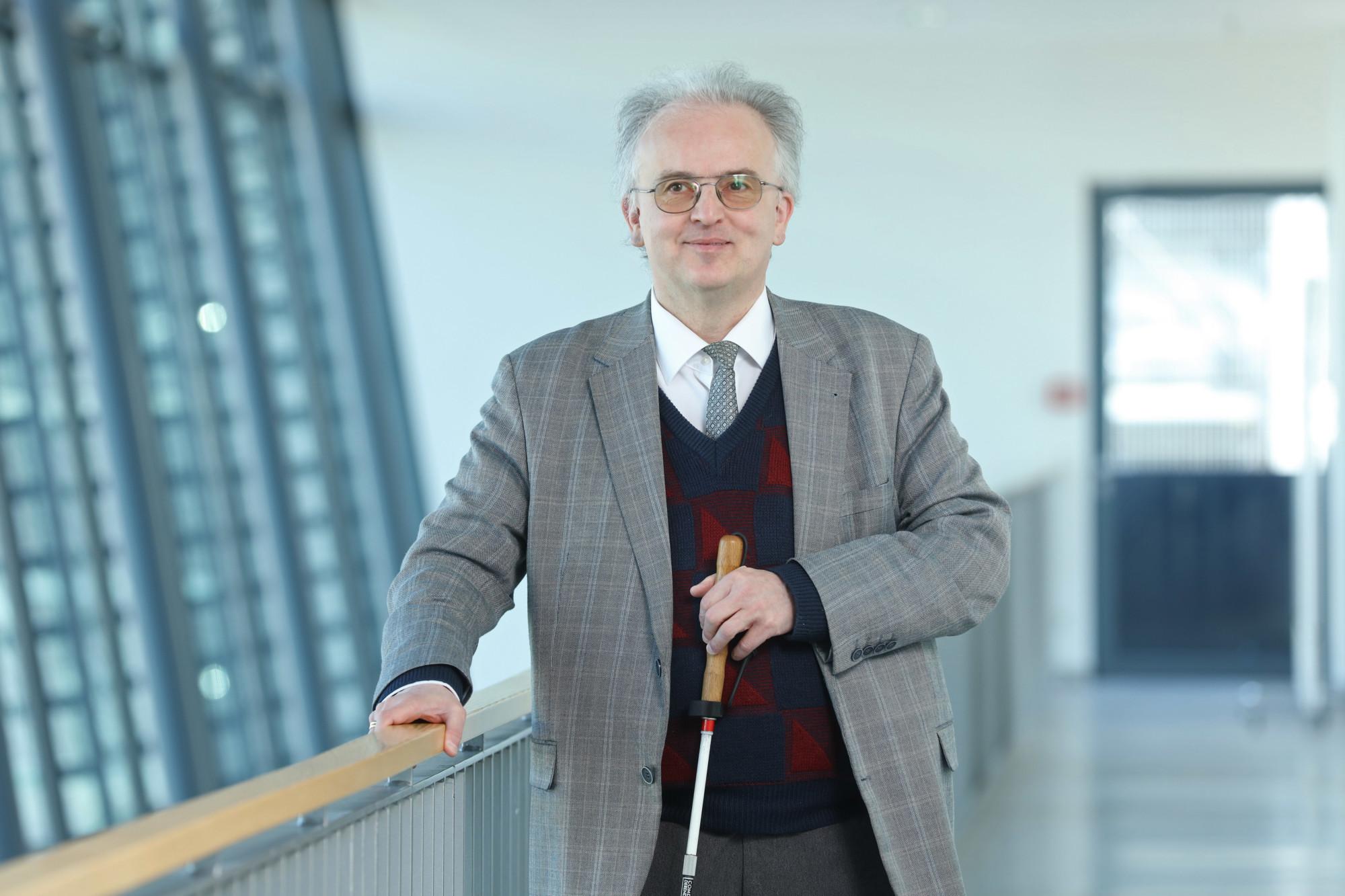 Prof. Dr. Wolfgang Krebs